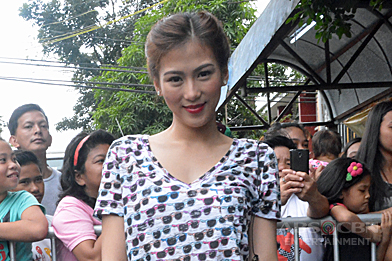 PHOTOS: Meet Game Ng Bayan's kwelang Tol Alex Gonzaga