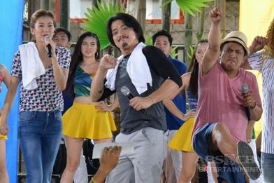PHOTOS: Game Ng Bayan in Brgy UP Campus